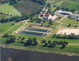 Water works Hosterwitz