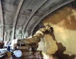 Excavación de Túnel