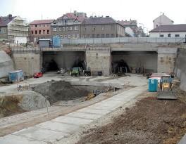 Emboquille del túnel