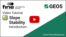 GEO5 Introduction to Slope Stability