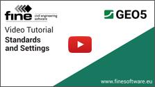 GEO5 Standards